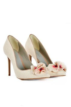 61791c3c94 Ceris Off White by Bourne Wedding Shoes