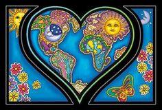 Worldly love