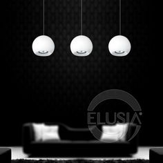 AZzardo Gulia 3 White - Visiace svietidlá Lighting, Home Decor, Decoration Home, Room Decor, Lights, Home Interior Design, Lightning, Home Decoration, Interior Design