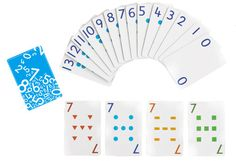 Edx Education School Friendly Playing Cards - In Home Learning Game - Set of 8 Decks - 448 Cards - Multicolored Patterned Cards Numbered - Teach Counting and Probability Home Learning, Learning Games, Math Games, Playing Cards For Sale, Playing Card Games, Math Manipulatives, Autistic Children, Young Children, Picture Cards