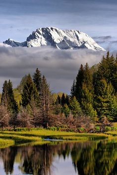 """We breathe love is part of Beautiful places - angelkiyoss """"Grand Teton National Park, USA """" Beautiful World, Beautiful Places, Beautiful Scenery, Amazing Places, Landscape Photography, Nature Photography, Photography Tips, Travel Photography, Photos Voyages"""