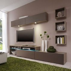 Modern tv wall unit modern cabinet wall unit living room living room by design modern tv . modern tv wall unit modern wall units for living room Living Room Tv Cabinet, Living Room Tv Unit, Design Living Room, Living Room Modern, Small Living, Modern Wall, Cozy Living, Living Rooms, Modern Tv Cabinet