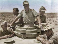 Afrikakorps Panzertruppen