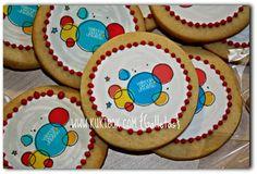 #galletas de mantequilla con papel de azúcar para #19JUniversoBlogger de @pequeuniverso  Kuki Box. Tartas y Galletas en Valencia www.kukibox.com