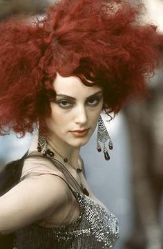 1997-98 - Galliano for Dior Couture show - Honor Fraser