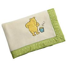 Disney Classic Pooh - My Friend Pooh Applique Blanket