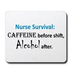Nurse Survival Mousepad > Nurse Survival > Residential Wellness