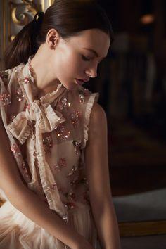 NEEDLE & THREAD PRE-FALL 2017 LOOKBOOK | Contemporary British Clothing