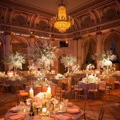The Plaza Wedding Reception