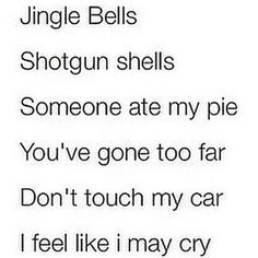 a Supernatural Christmas song Destiel, Johnlock, Parody Songs, Supernatural Quotes, Supernatural Christmas, Dean Winchester, Winchester Brothers, Superwholock, Funny Texts