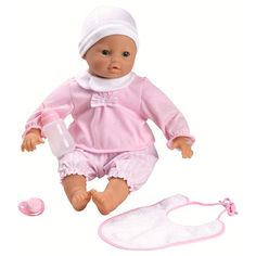 """Corolle 17 inch Mon Classique - Lila Cherie Interactive Baby Doll - Corolle - Toys """"R"""" Us"""