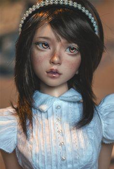 shasha ~ Love her freckles ❤