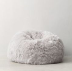 Long, Luxe And Deep Enough To Sink Into, Our Sublime Kashmir Faux Fur  Elevates The Bean Bag From Laid Back To Luxurious. Offering The Sumptuous  Feel Of ...