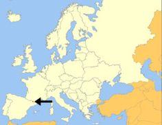 Euroopan valtiot 41 flashcards | Quizlet