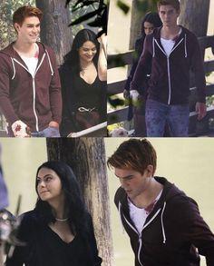 Riverdale (season 2 scene)