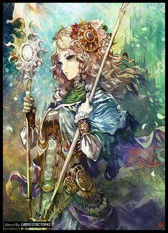 Anime Princess - MTG