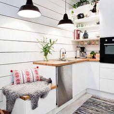 21 Imagens de cozinhas pequenas para você se inspirar | chataspradecorar.com.br