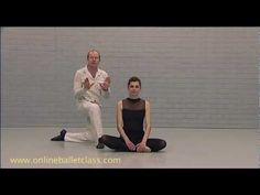 Stretching - Online Ballet
