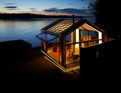 Waterfront Cabin 2