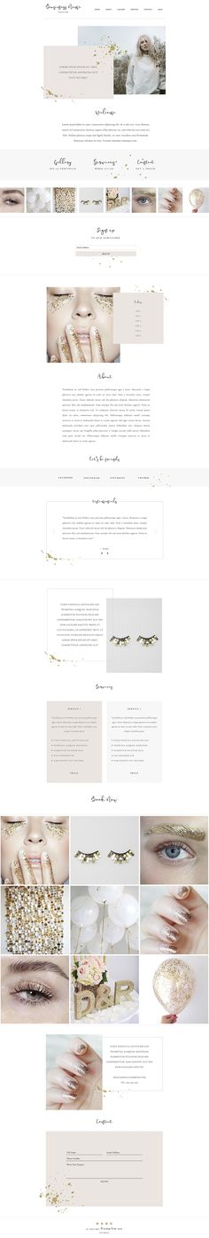 Premade Brand Design