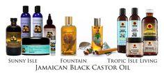 Jamaican Black Castor Oil Overuse