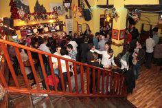 El Cuento bar. Amigos y Fiestas en Madrid.