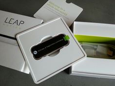 #LeapMotion #Unboxing