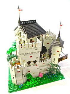 Castle Hadrian by vdubguy67'(busboy489), via Flickr