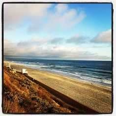 A great moment in Carlsbad Beach, I'm going here October Break!!!! SO ready!