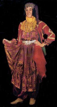 Traditional Wedding Dresses, Diyarbakir, Village Wedding Dress Turkey