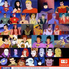 Super Amigos a Liga da Justiça