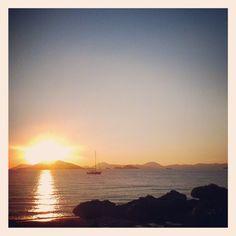 Just another fab #Çalış #Beach #sunset. :) #Fethiye