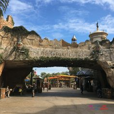 Port of Entry | Islands of Adventure