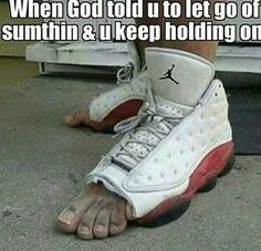 Always listen to God.