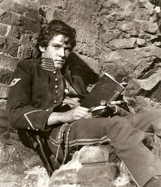 MAJOR DUNDEE (1965) - Michael Anderson Jr. - Directed by Sam Peckinpah - Columbia Pictures - Publicity Still
