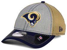 39f5a1ba5f1e1c Los Angeles Rams New Era 39THIRTY NFL Neo Men's Flex Fitted Cap Hat - Size:  M/L