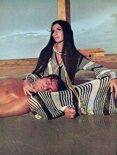 Photo by Giampaolo Barbieri, febbraraio 1969 1969 Fashion, Sixties Fashion, Mod Fashion, Fashion Beauty, Vintage Fashion Photography, Vintage Mode, Italian Fashion, Spring Summer Fashion, Vintage Outfits