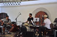 Jam no Maj. Um domingo de Jazz no Jardim do Museu de Arte de Joinville. Foto Taísa Rodrigues