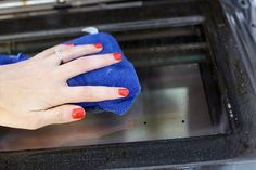 A self-cleaning oven may sound like an appliance that does all the hard work for you. While it does take on some of the difficulty associated with cleaning an oven, a self-cleaning oven still requires some hands-on work from you to achieve a sparkling shine. The glass door on the inside of the oven often requires extra attention, as the...