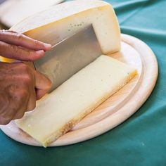 Here's the Weirdest New Cheese in the World #FWx