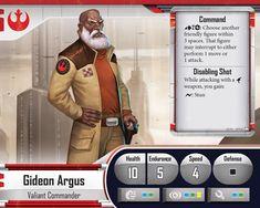 Heroes of the Rebellion - Fantasy Flight Games