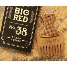 New No.38 Special heading out the door tomorrow. Everyone that grabbed on of these bad boys on pre order they're heading your way. Thanks for your support and patience. #bigredbeardcombs #beard #beards #bearded #beardoil #beardbalm #beardcomb #mustachewax #beardsoap #beardstyle