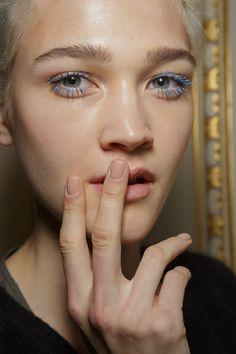 Giorgio Armani, Milan, Spring 2015 - Best Nails at London, Milan and Paris Fashion Weeks Spring 2015 - StyleBistro