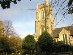 St John's Church Leytonstone. Photo Martin Sepion