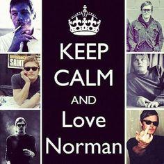 Keep calm ♥ norman