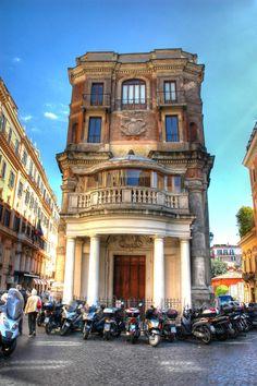 "breathtakingdestinations: "" Rome - Italy (by Alan Lam) """