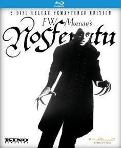 Nosferatu (Deluxe Remastered Edition) -- DVD products -- Comparizoom - the comparison shopping board Max Schreck, Classic Horror Movies, Classic Films, Horror Films, Nosferatu 1922, Vampire Film, Soundtrack Music, Bram Stoker's Dracula, Blu Ray Movies