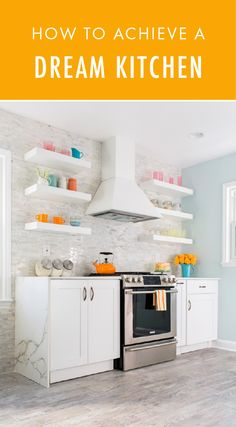 Shop This Dream Kitchen. Colorful KitchensKitchen MakeoversDream ...