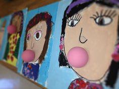 Self-portraits of kids blowing bubbles. From Jenni Horne Studios. – Ridgewood Art Self-portraits of kids blowing bubbles. From Jenni Horne Studios. Self-portraits of kids blowing bubbles. From Jenni Horne Studios.