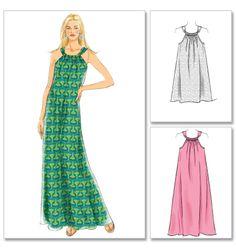 Misses' Dress In 2 Lengths